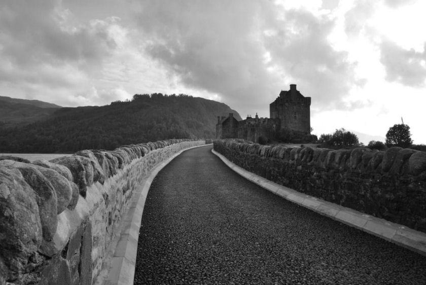 Eilean Donan Castle, West Highlands of Scotland