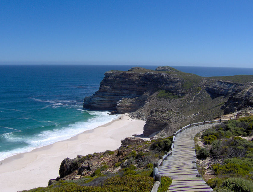Path to the Cape of Good Hope