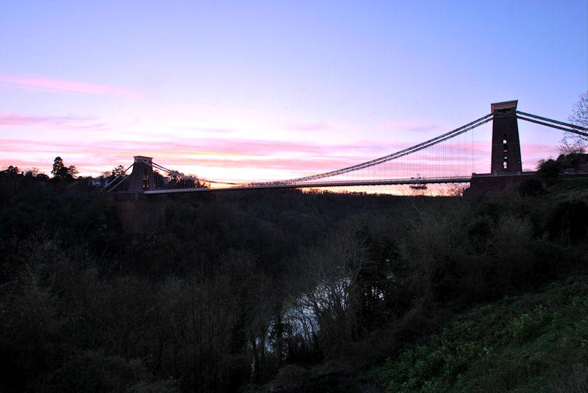 Clifton Suspension Bridge, Bristol, UK (2)