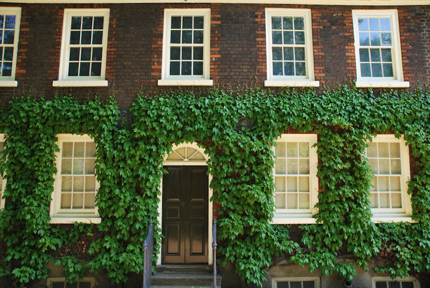 The Geffrye Museum of the Home, London, UK