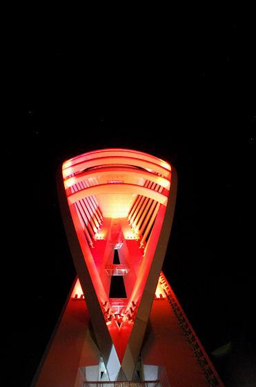The Spinnaker Tower, Portsmouth, UK