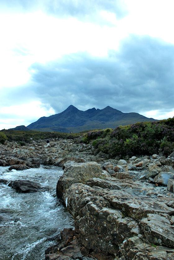 The Black Cuillins, The Isle of Skye, Scotland